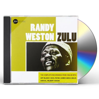 Randy Weston ZULU CD