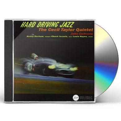 Cecil Taylor HARD DRIVING JAZZ + LOOKING AHEAD CD