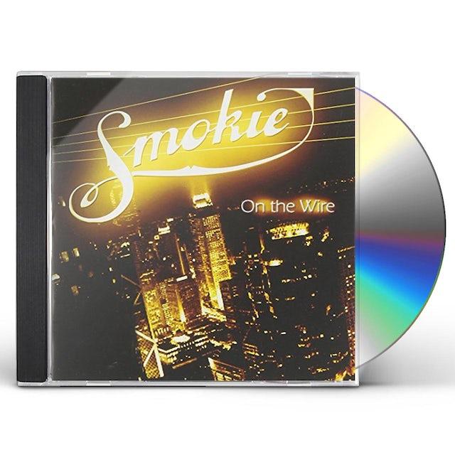 Smokie ON THE WIRE CD