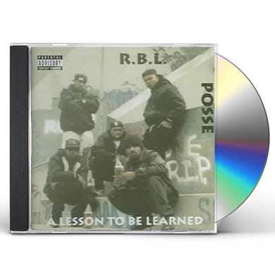 RBL Posse LESSON TO BE LEARNED CD