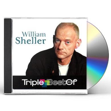 William Sheller TRIPLE BEST OF CD
