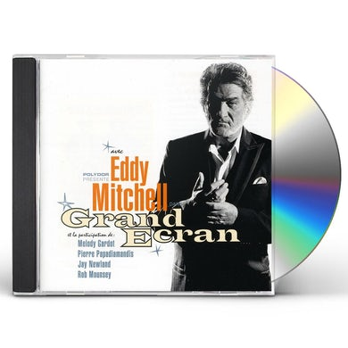Eddy Mitchell GRAND ECRAN CD
