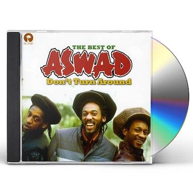 DON'T TURN AROUND: BEST OF ASWAD CD