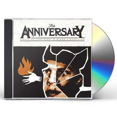 Anniversary DEVIL ON OUR SIDE: B-SIDES & RARITIES CD
