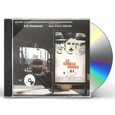 Eric Demarsan CERCLE ROUGE CD