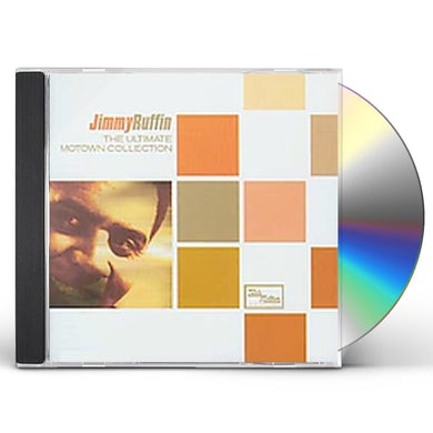Jimmy Ruffin MOTOWN ANTHOLOGY CD