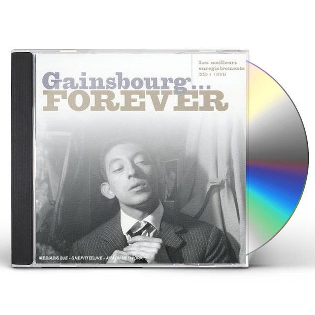 Serge Gainsbourg GAINSBOURG FOREVER CD