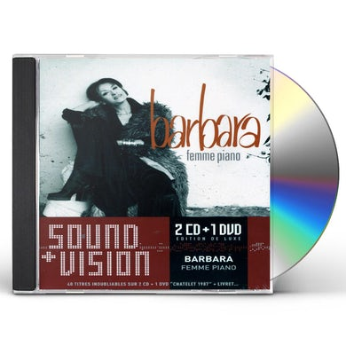BARBARA FEMME PIANO CD