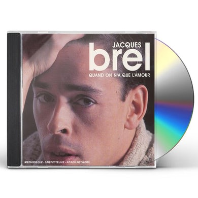 JACQUES BREL CD