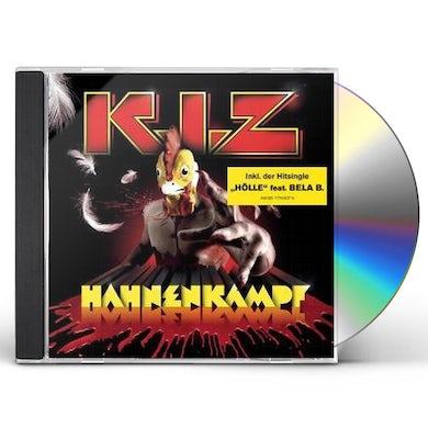 K.I.Z. HAHNENKAMPF CD