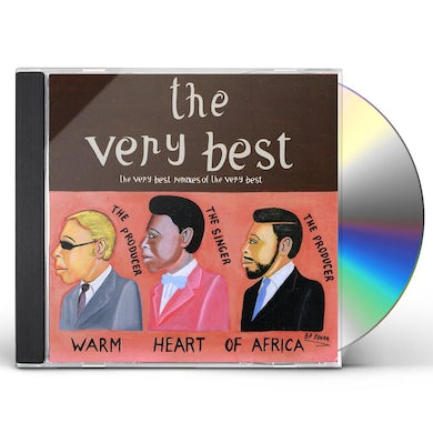 REMIXES BY THE VERY BEST CD