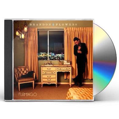 Brandon Flowers FLAMINGO CD