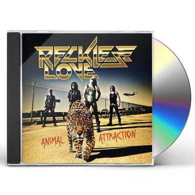 Reckless Love ANIMAL ATTRACTION CD