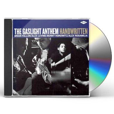 The Gaslight Anthem HANDWRITTEN CD