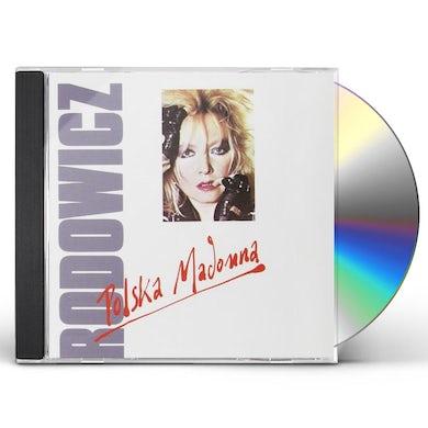 Maryla Rodowicz POLSKA MADONNA CD