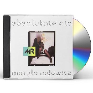 Maryla Rodowicz ABSOLUTNIE NIC CD