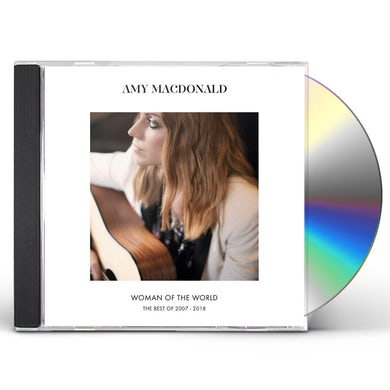 Amy Macdonald WOMAN OF THE WORLD: BEST OF CD
