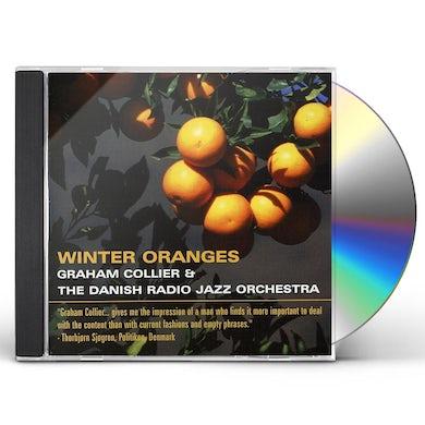 Graham Collier WINTER ORANGES CD