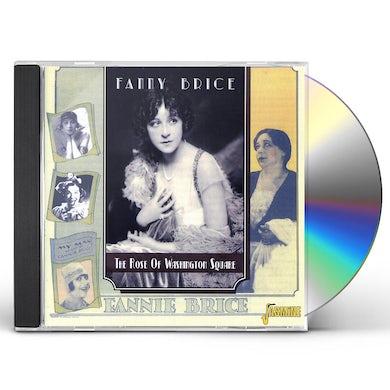 Fanny Brice ROSE OF WASHINGTON CD