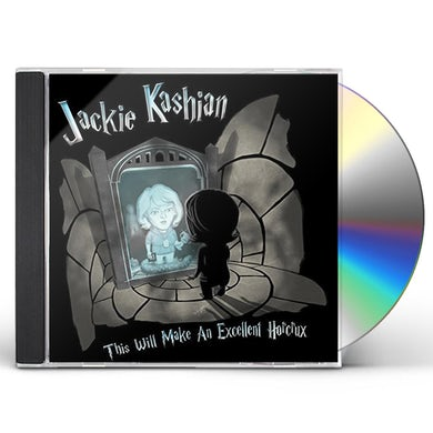 THIS WILL MAKE AN EXCELLENT HORCRUX CD
