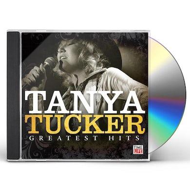 Tanya Tucker GREATEST HITS CD
