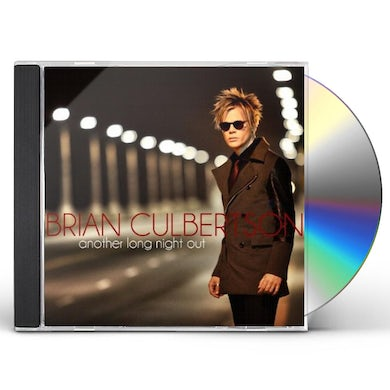 Brian Culbertson ANOTHER LONG NIGHT OUT CD