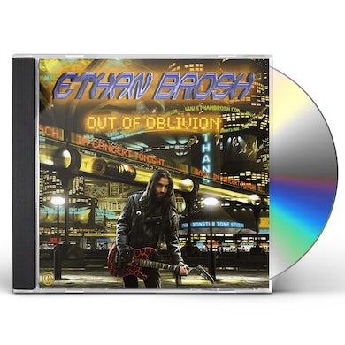 Ethan Brosh OUT OF OBLIVION CD