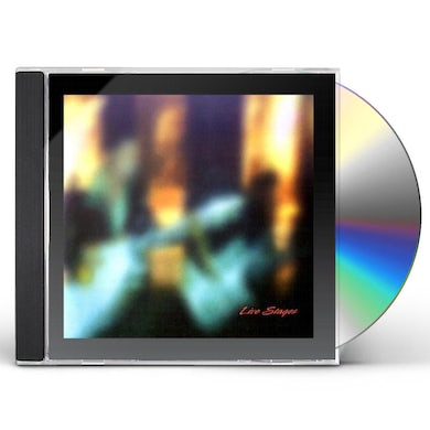 Moses Guest LIVE STAGES CD
