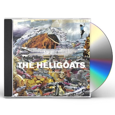 Heligoats END OF ALL PURPOSE CD