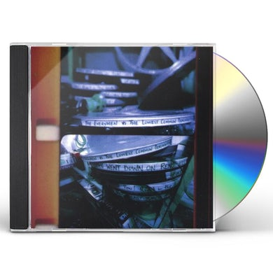 Everymen VS. THE LOWEST COMMON DENOMINATOR CD