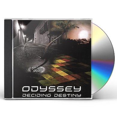 Odyssey DECIDING DESTINY CD