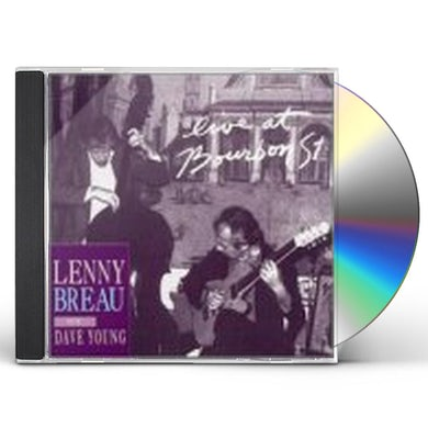LENNY BREAU & DAVE YOUNG - LIVE AT BOURBON STREET CD