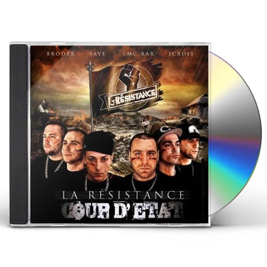 COUP D ETAT CD