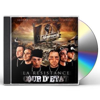 La Resistance COUP D ETAT CD