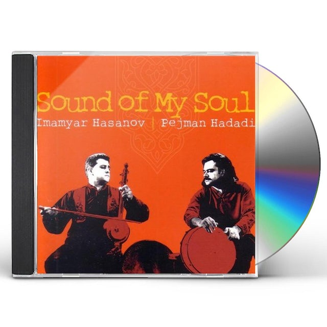 Imamyar Hasanov SOUND OF MY SOUL CD