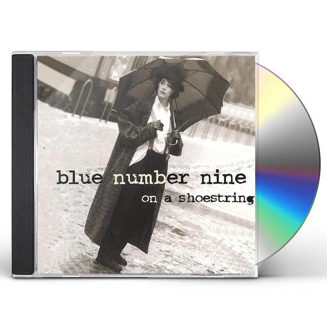 blue number nine