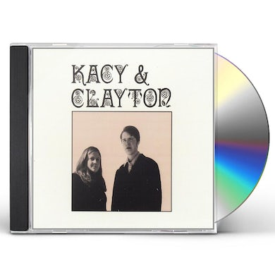 Kacy & Clayton THE DAY IS PAST & GONE CD