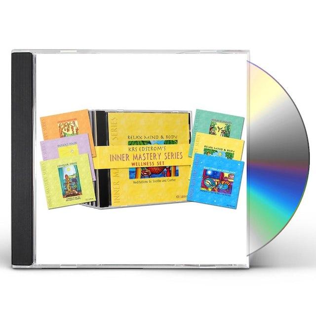 KRS Edstrom WELLNESS SET CD