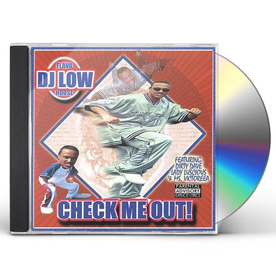 DJ Low CHECK ME OUT CD