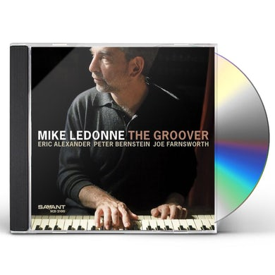 Mike Ledonne GROOVER CD