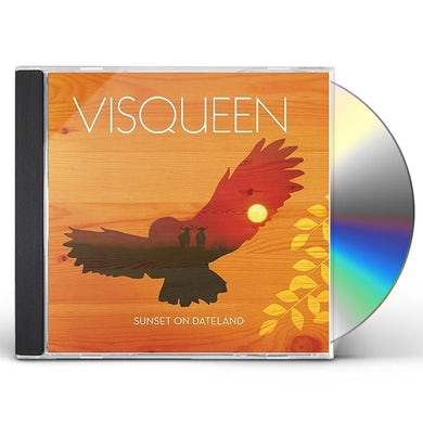Visqueen SUNSET ON DATELAND CD