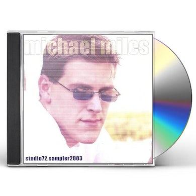 Michael Miles STUDIO72.SAMPLER2003 CD
