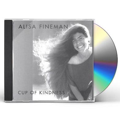 Alisa Fineman CUP OF KINDNESS CD