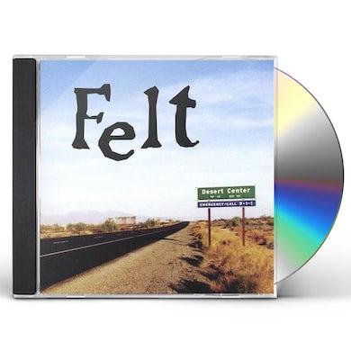 Felt DESERT CENTER CD