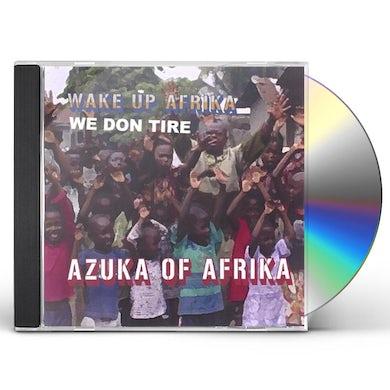 Azuka Of Afrika WAKE UP AFRIKA CD
