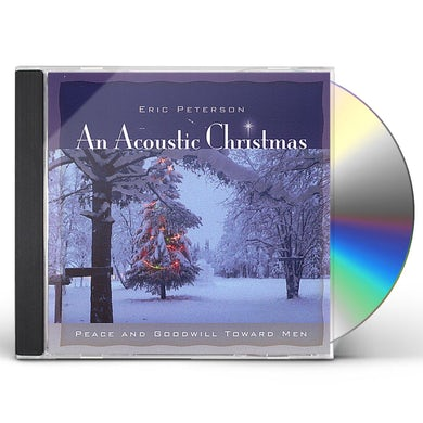 Eric Peterson ACOUSTIC CHRISTMAS CD