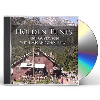Kent Gustavson HOLDEN TUNES CD