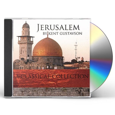 Kent Gustavson JERUSALEM CD