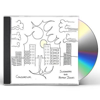 Consortium SLOGANEERS & MOMENT JUNKIES CD