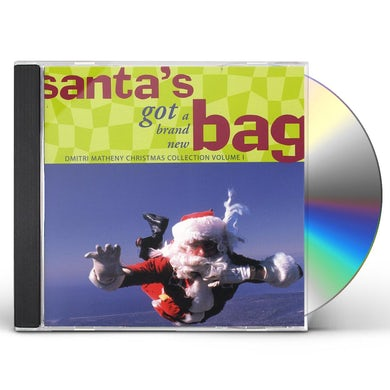 Dmitri Matheny SANTA'S GOT A BRAND NEW BAG CD